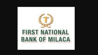 History of First National Bank of Milaca