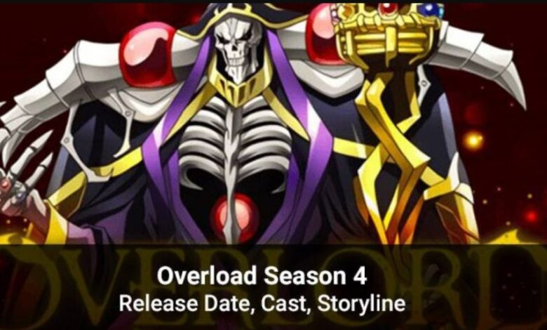 Overlord Season 4: Everything You Need To Know: