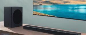 Samsung HWT650 Sound Bar