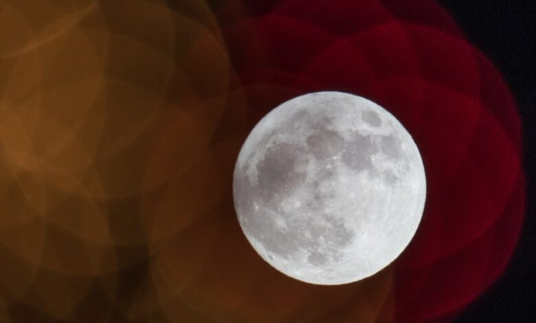 Full Moon In January 2019 | When is the full moon? Calendar dates